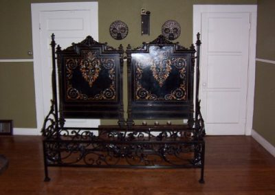 Bench Twin Bed