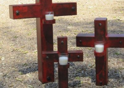 Crosses Red