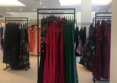 Gown Rack