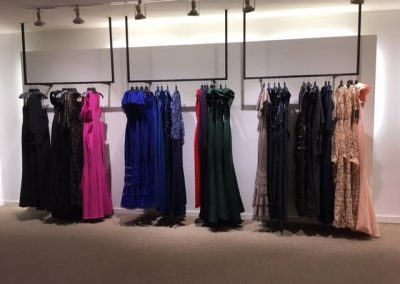 Gown Rack Tootsies